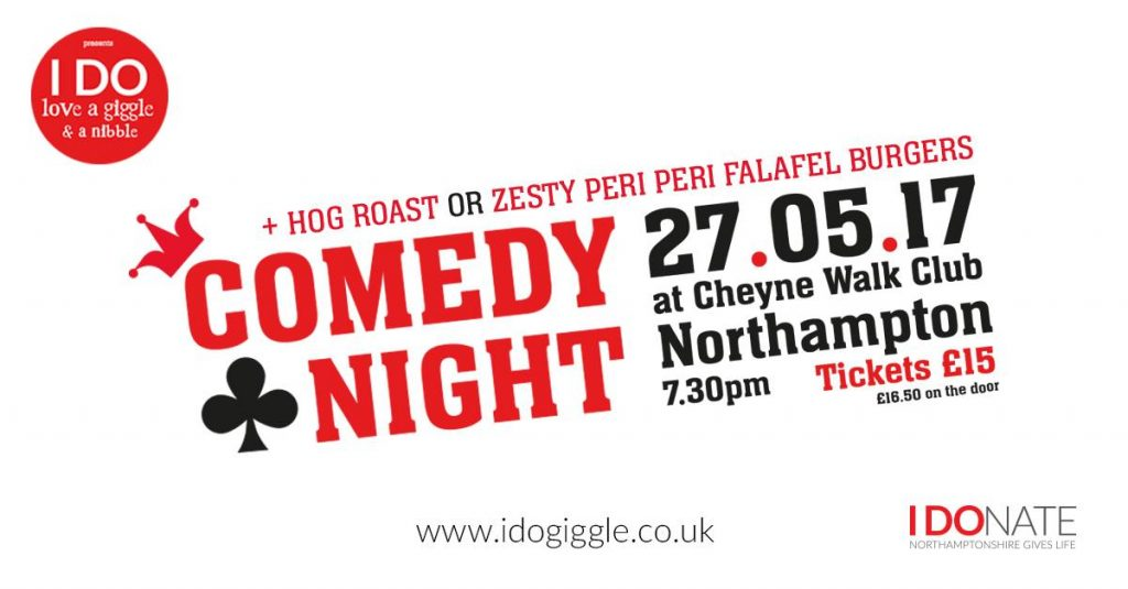 Cheyne Walk Club Comedy Night