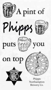 Phipps Brewery - Cheyne Walk Club
