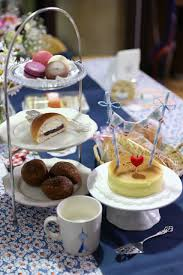 Cheyne Walk Club Cream Tea