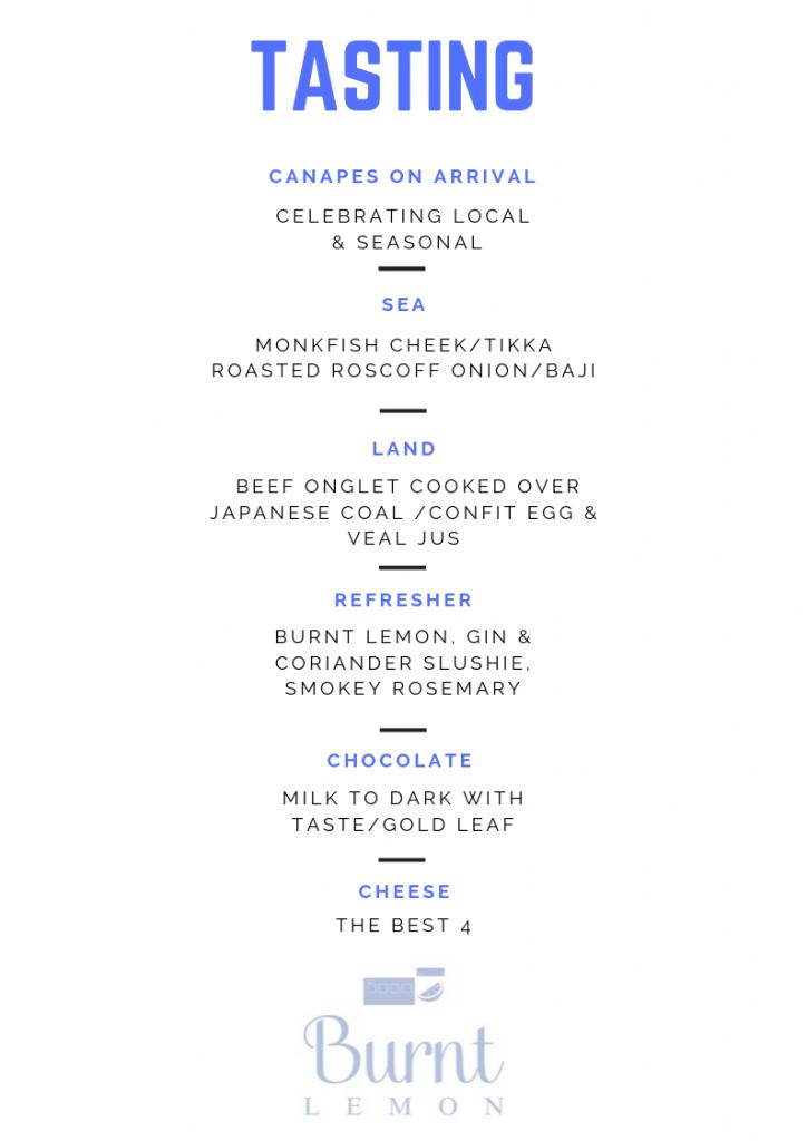CHEYNE WALK tasting menu (2)